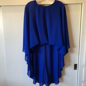 Badgley Mischka kimono style blouse size large